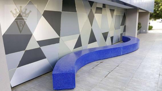 Sala Para Alugar, 632 M² Por R$ 30.000/mês - Chácara Santo Antônio - São Paulo/sp - Sa0033