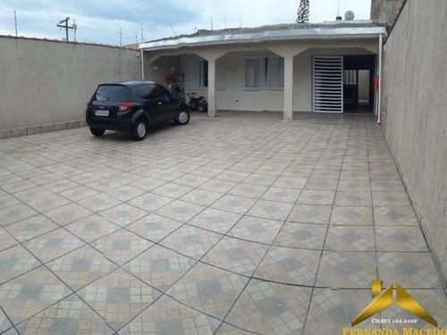 Excelente Casa 200m Da Praia Com 3 Dormitórios - Ca00129 - 34840292