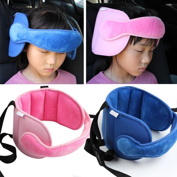 Apoio Encosto Pescoço Cabeça Proteção Criança Bebe Carro