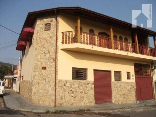 Casa Residencial Para Venda, Vila Jundiainópolis, Jundiaí - Ca0322. - Ca0322