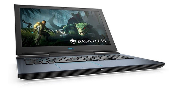 Notebook Gamer Dell G7 788 -2tb/32 Ram/i7-8750h/gtx1060