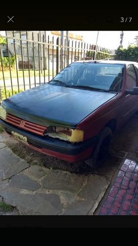 Imagen 1 de 4 de Peugeot 405 1.9 Gldt Silage 1996