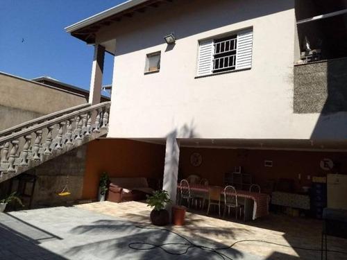 Casa Residencial Para Venda E Locação, Jardim Colônia, Jundiaí. - Ca1216 - 34730406