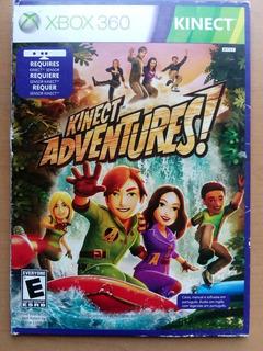 Videojuego, Kinect Adventures, Xbox 360
