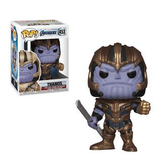 Funko Pop Thanos 453 Avengers End Game Pata
