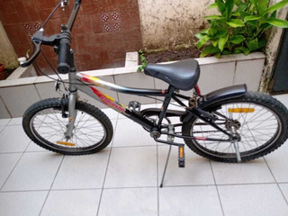 Bicicleta Robinson Bmx Para Niños Rod.20
