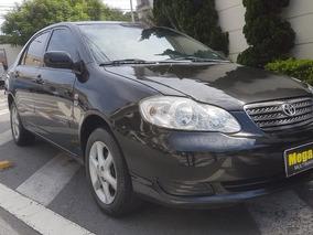 Toyota Corolla 1.8 Xli 16v Flex 2008 Preto Completo