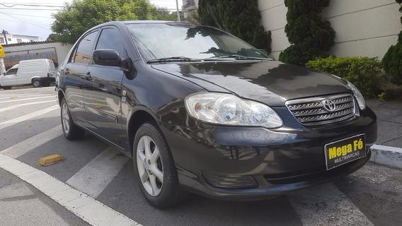 Toyota Corolla 1.8 Xli 16v Flex 2008 Completo