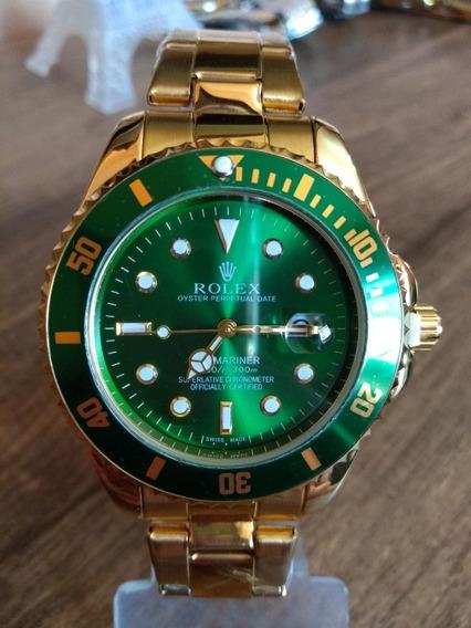 Relógio Top De Linha Masculino De Luxo - Frete Grátis