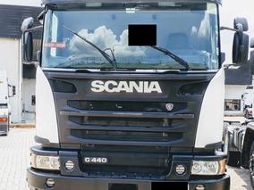 Scania G 440 6x4 - Automático - 2014