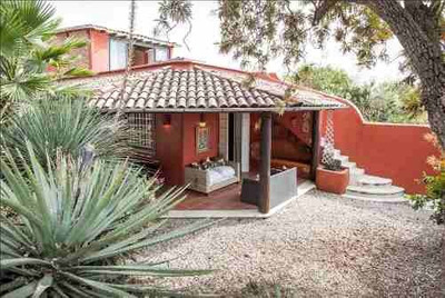 Hermosa Casa En Renta En Tepoztlán Con Inigualable Vista