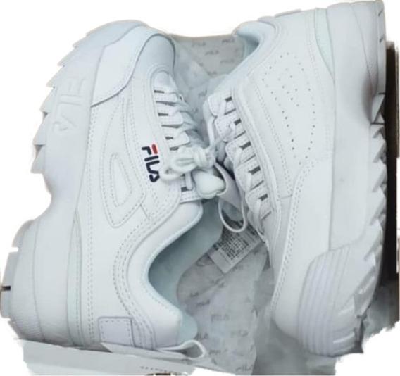 Zapatos Fila Disruptor Damas
