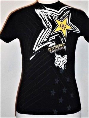 Playera Hombre Fox Rockstar Gta Talla S / Xs Deportes
