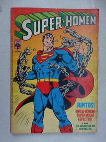Super-homem Nº 2! Editora Abril Ago 1984!