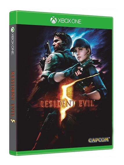 Resident Evil 5 - Xbox One - Usado - Original