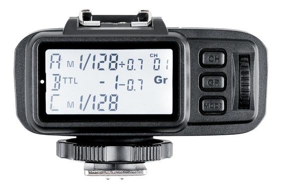 Radio Godox Receptor X1 Para Nikon
