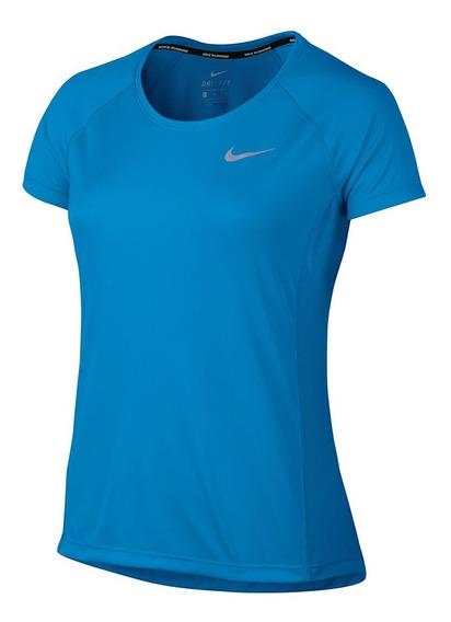 Camiseta Nike Manga Curta Fitness Dry Top Original Nf Freecs