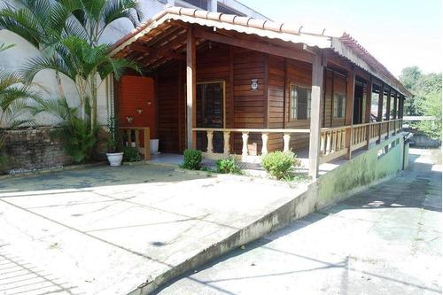 Casa Comercial Para Alugar, 172 M² Por R$ 8.000 - Vila Cercado Grande - Embu Das Artes/sp - Ca0040