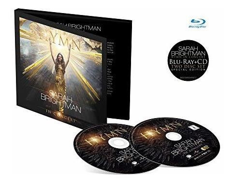 Cd : Sarah Brightman - Hymn In Concert (2 Discos) (1pl5)