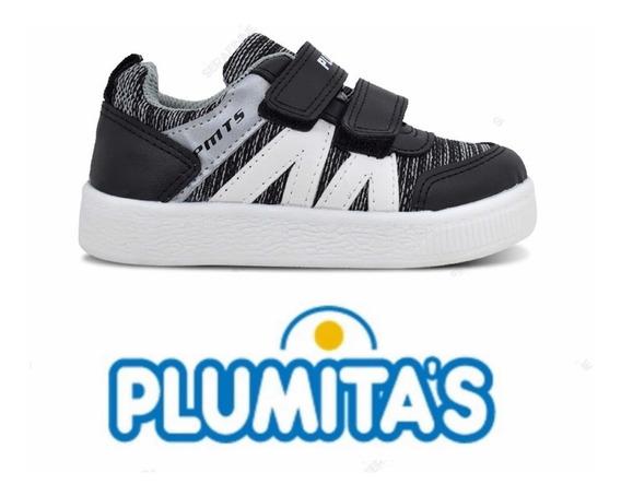 Zapatillas Plumitas Niños Casual 3007