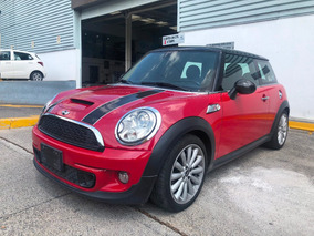 Mini Cooper S Hot Chili Ta 2013