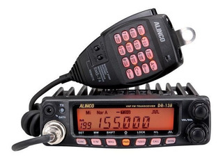 Base Alinco Japan Vhf - Dr-138t - 60w - Made In Japan