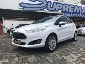 New Fiesta Titanium 1.6 Automatico Top Un. Dona 10.000 Kms