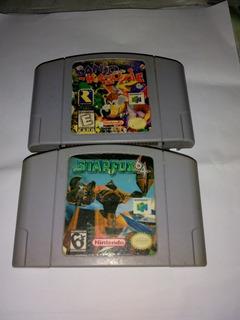 Jogos N64 Originais Americanos