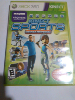 Kinect Sports Segunda Temporada/ Xbox 360