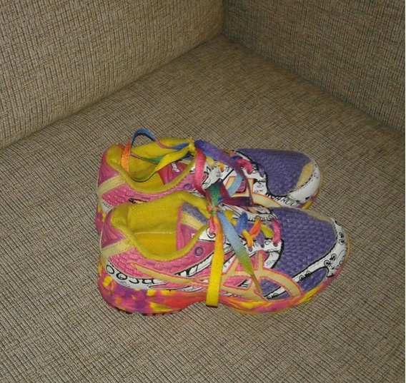 Zapatos Deportivos De Colores Talla 31
