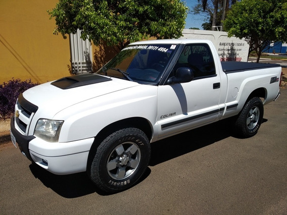 Chevrolet S10 2.8 Colina Cab. Simples 4x4 2p 2010