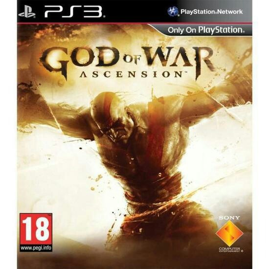 Jogo God Of War Ascension Ps3