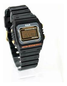 10 Relógios Masculino Aqua Digital Prova Dágua Mercado Livre