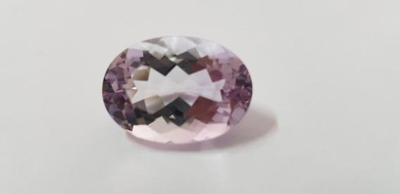 Pedra Preciosa Natural Ametista 26,1 Quilates Rose De France