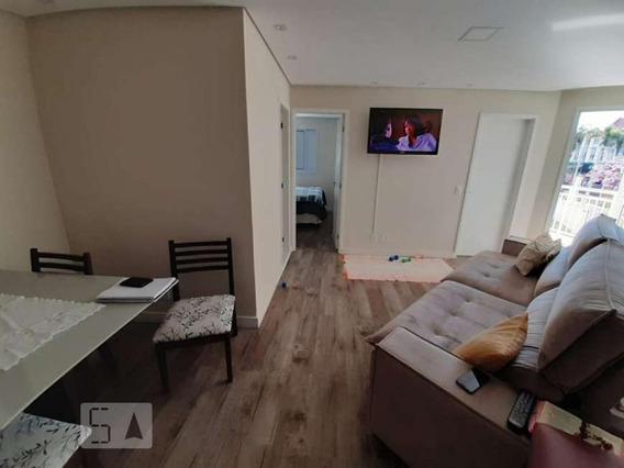 Apartamento Para Aluguel - Jardim Monte Alegre, 2 Quartos, 51 - 893109086