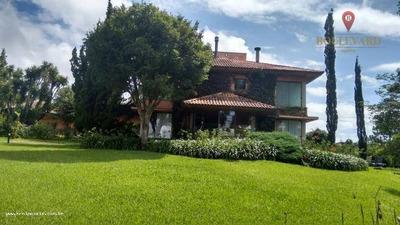 Casa Em Condominio Terreno 3000 Mts² Em Quatro Barras - Codigo: Ca0025 - Ca0025