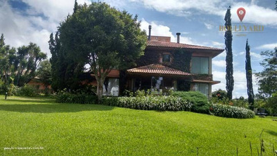 Casa Em Condominio Terreno 3000 Mts² Em Quatro Barras - Ca0025