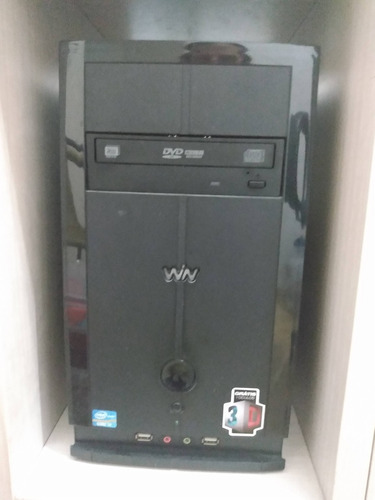 Computador  De Mesa (pc) Desktop Completo I3