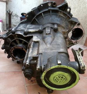 Caja De Cambios Golf Seat Audi 1.6 Sr