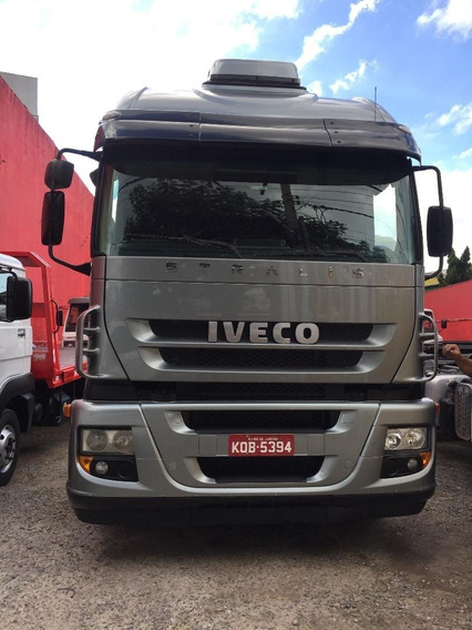Iveco Stralis 380nr 6x2 Ano 2011 / 2011