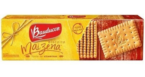 Imagem 1 de 1 de Biscoito Maizena Bauducco 170g