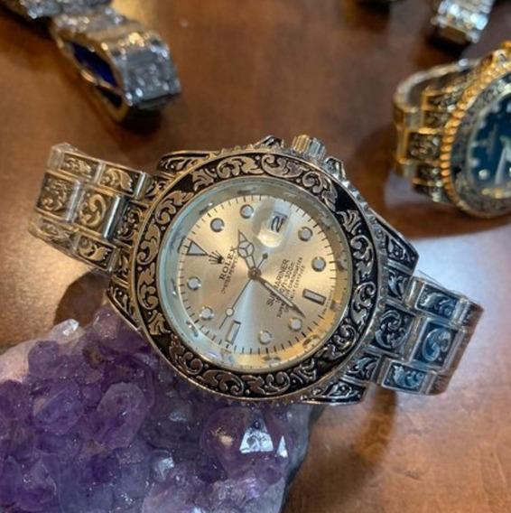 Relógio Rlex Caveira L 1.1 L