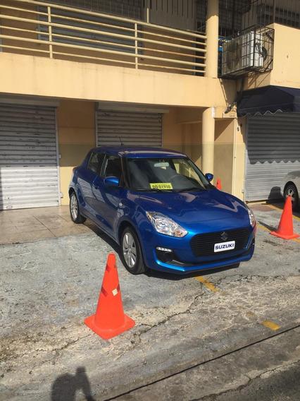 Suzuki Swift Gls 2020 Motor 1.2 Azul 5 Puertas.