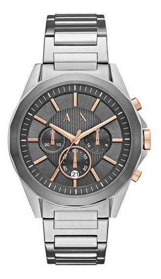 Relógio Masculino Armani Exchange Drexler - Original