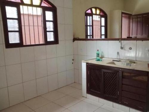Casa Lado Praia No Belas Artes Em Itanhaém - 5641   Npc