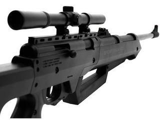 Rifle De Aire Barra Sportsman 900