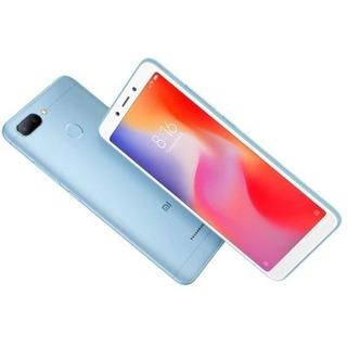 Smartphone Xiaomi Redmi 6 32gb 3gb Ram Tela 5.45