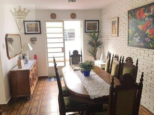 Casa Com 3 Dormitórios À Venda, 200 M² Por R$ 904.255,00 - Mooca (zona Leste) - São Paulo/sp - Ca0049