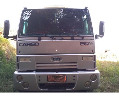 Caminhão Ford Cargo 1517 2009