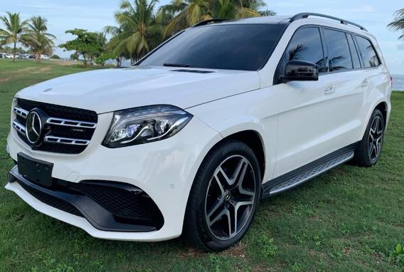 Mercedes Benz Gl350 2018 Diesel, Como Nueva